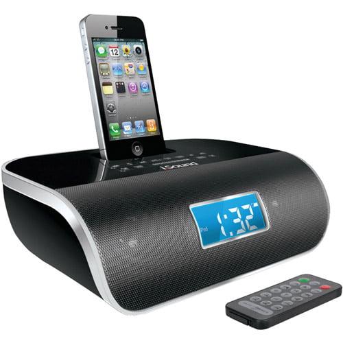 ISOUND ISOUND-1669 Dreamtime Pro Alarm Clock Radio