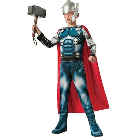 Morris costumes RU620022MD Thor Child Medium (Thor Costume)