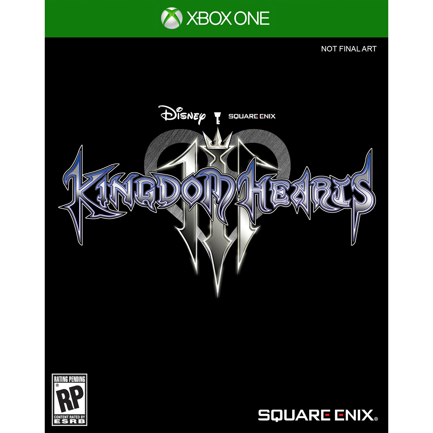 Kingdom Hearts 3, Square Enix, Xbox One, 662248915067