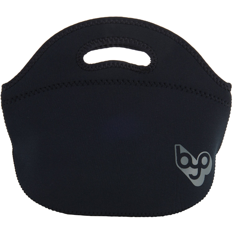 BYO Rambler Neoprene Medium Lunch Bag / Tote, Black