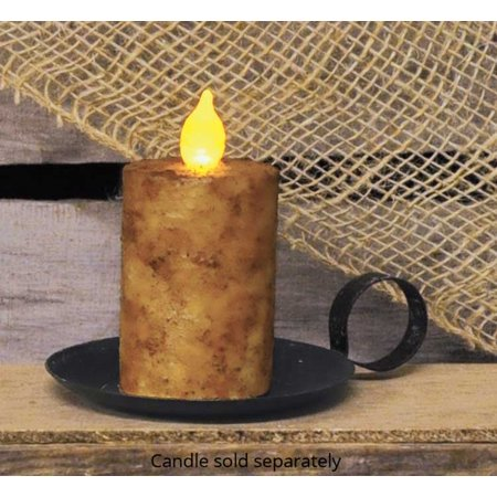 Small Pie Pan Candle Tray (Candle Tray Round)