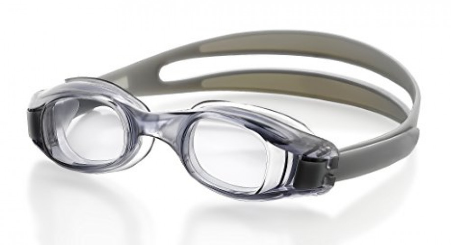 3ac7851138f Swimming Goggles for Kids and Early Teens (ages 7-12) - Gray - Universal  Leak Resistant Eye Fit
