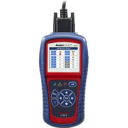 Autel Autolink AL419 OBD2 Scanner, Universal Automotive Fault OBD 2 Code Reader