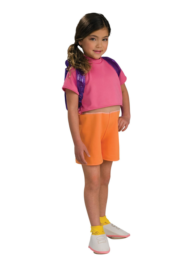 Child Dora the Explorer Costume Rubies 883132 by Rubies