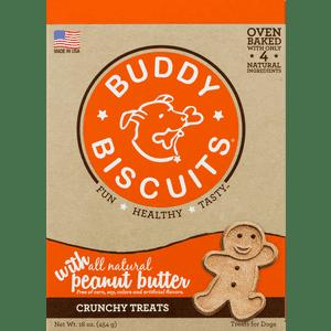 Original Oven Baked Treats, Peanut Butter Flavor, 16 oz