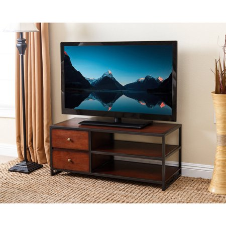 Devon Amp Claire Wilson Wood Tv Stand For Tvs Up To 42