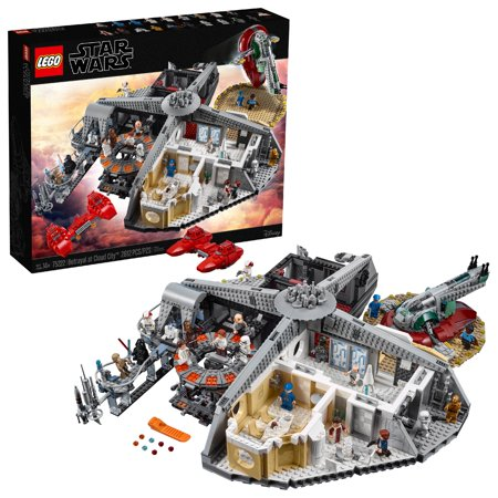 LEGO Star Wars Betrayal at Cloud City 75222