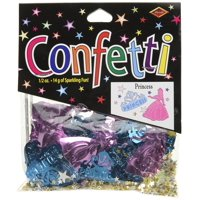 CN145 Princess Confetti, This item is a great value! By Beistle