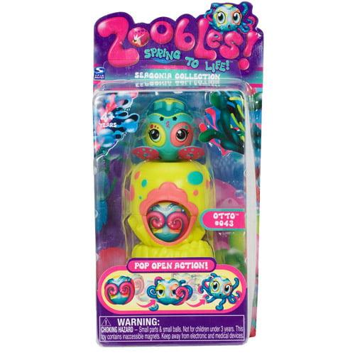 Zoobles, Octopus & Happitat
