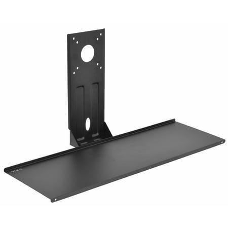 Vesa Keyboard Tray - VIVO Computer Keyboard & Mouse Platform Tray VESA Mount Attachment Bracket 8