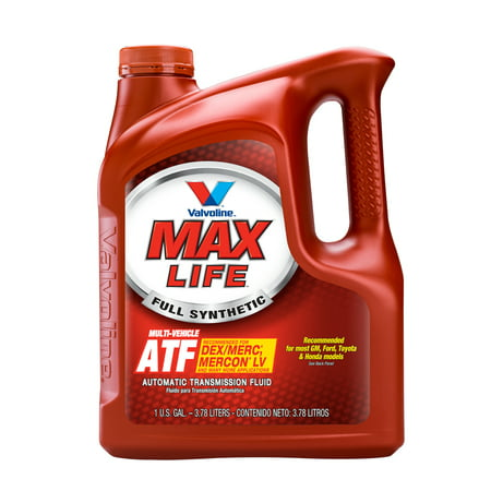 - Valvoline MaxLife Multi-Vehicle Automatic Transmission Fluid - 1 Gallon