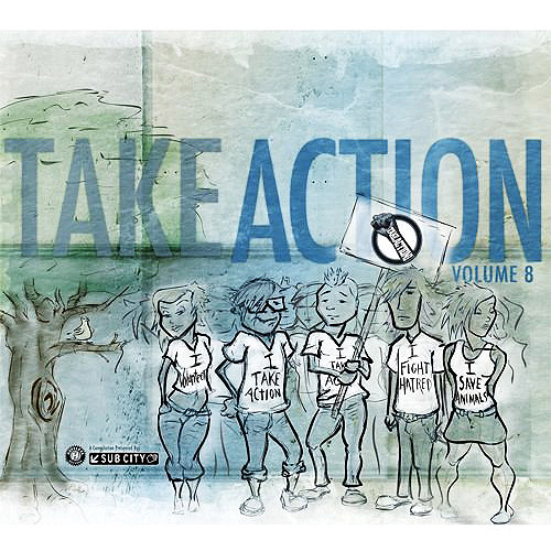 Take Action 8 (W/Dvd) (Dig)