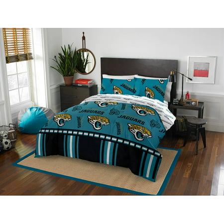 - NFL Jacksonville Jaguars Bed In Bag Set