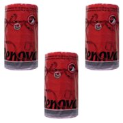 Renova Red Label Paper Towel- Red (120 Sheets) (Pack of 3)