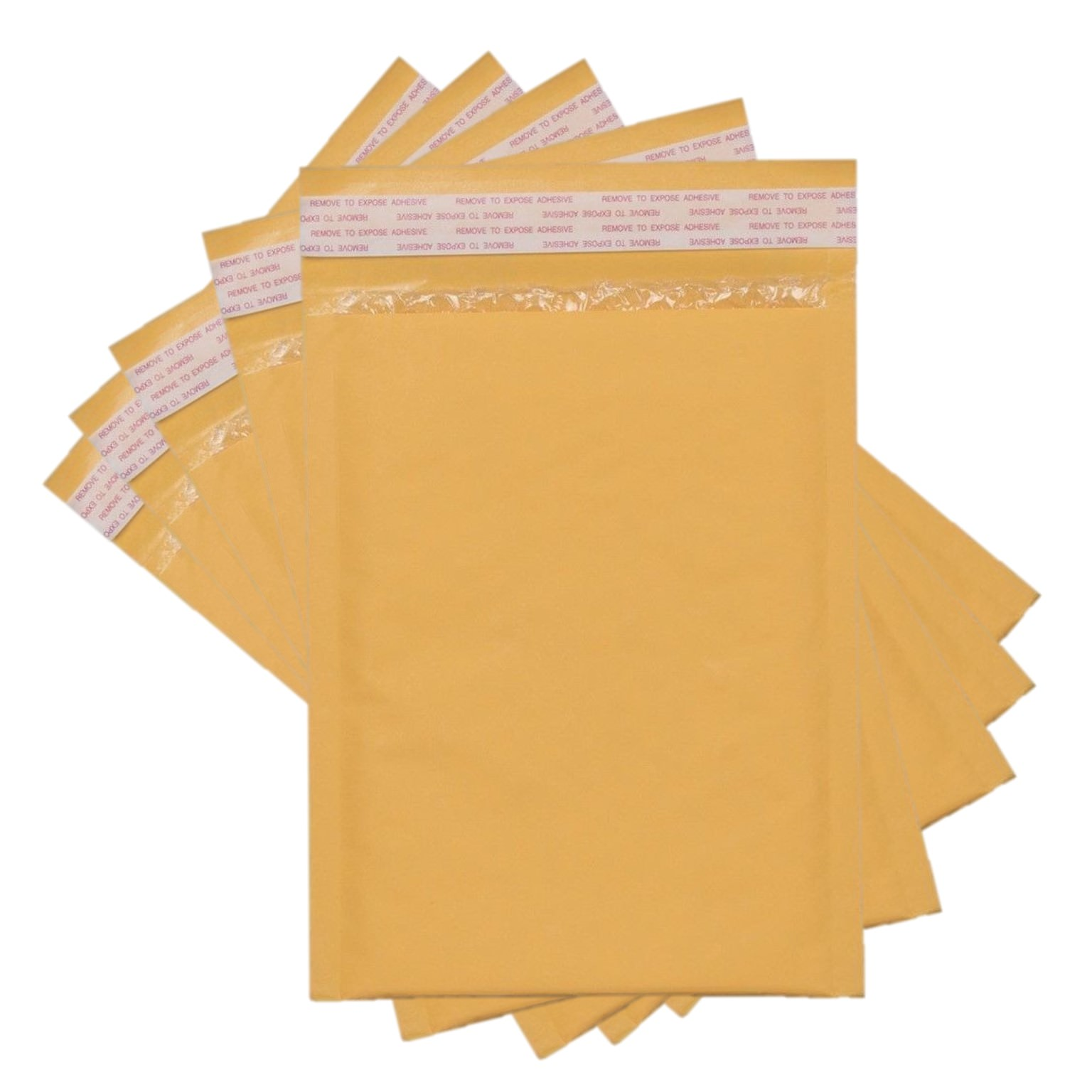 """20 #0 6x10 Kraft Bubble Mailers Self Seal Padded Shipping Envelopes 6/""""x10/"""""""