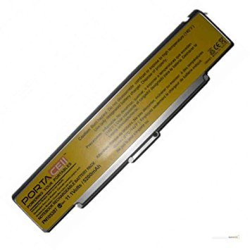 DENAQ 6 Cell Main Battery for Sony VGN VGN-C Laptops (520...