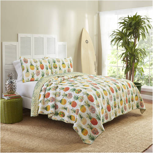 Vue Kokomo Reversible 3 Piece Quilt Set