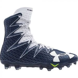 1eb712caa78 new under armour 1269693 highlight molded football cleats men size 14  navy white