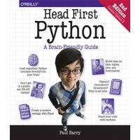 Head First Python : A Brain-Friendly Guide (Edition 2) (Paperback)