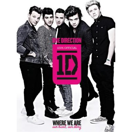 One Direction  Where We Are   Our Band  Our Story  100  Official
