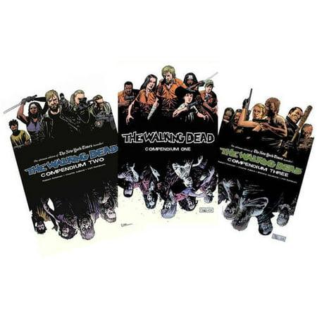 The Walking Dead Compendium 1 - 3