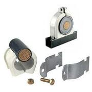 ZSI Clamp,Fits Brand ZSI, Plated Steel 024CC034Z