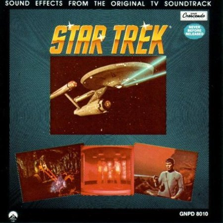 - Star Trek (Sound Effects From the Original TV Soundtrack)