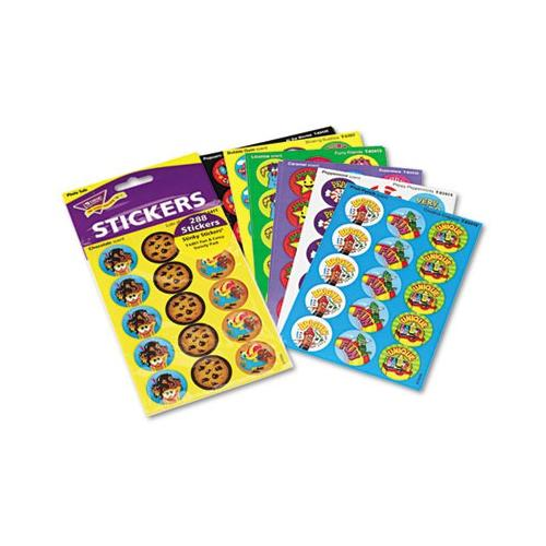 Trend Colorful Favorites Stinky Stickers Variety Pack TEPT6481