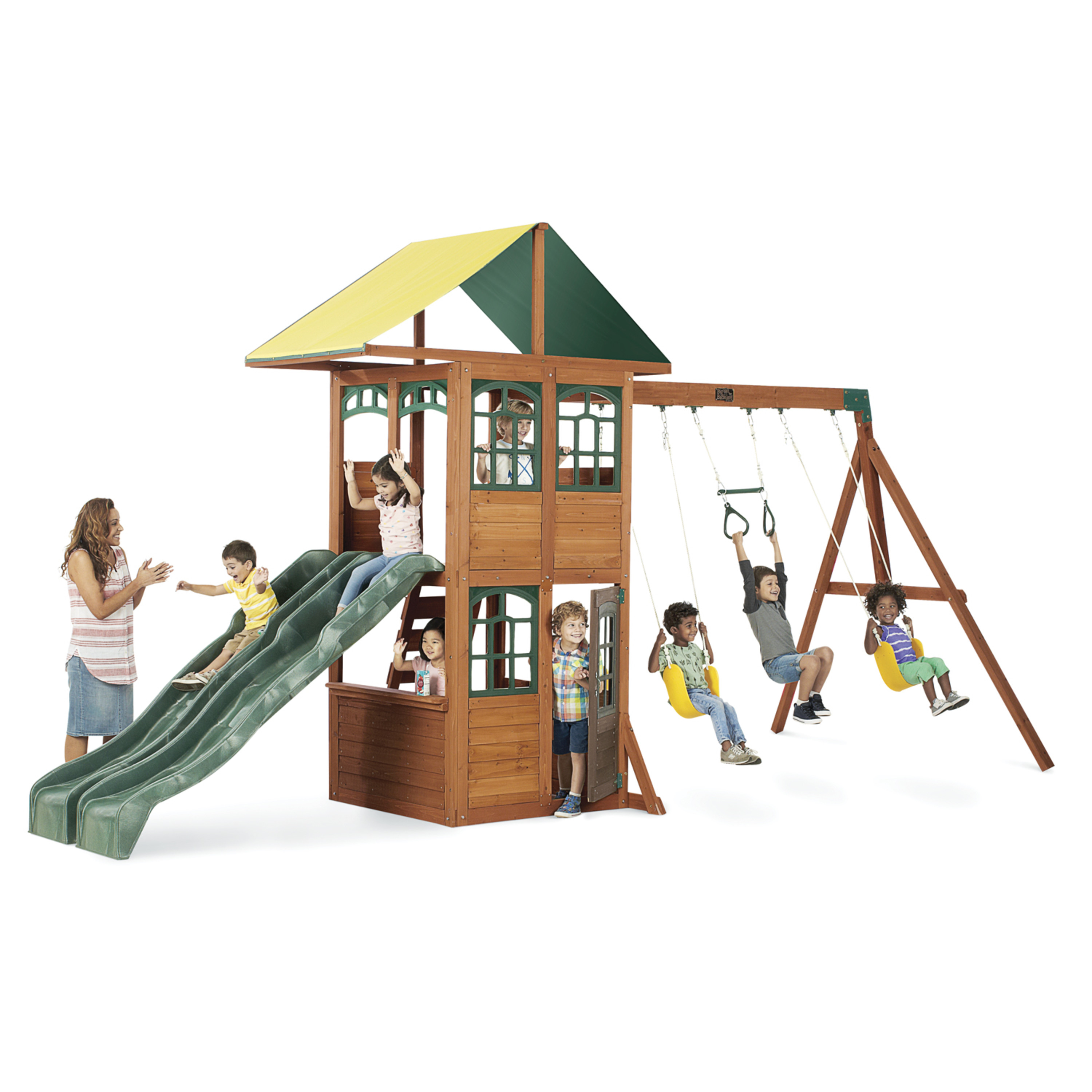Treasure Cove Swing Set
