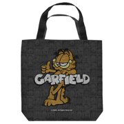 Garfield Retro Tote Bag White 18X18