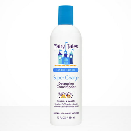Tangle Tamers™ Super-Charge Detangling Conditioner,