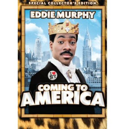 Family Halloween Coming To America (Coming to America)