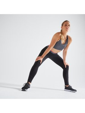 Black Decathlon Womens Leggings Walmart Com