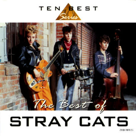 The Best Of Stray Cats (Best Music For Cats)