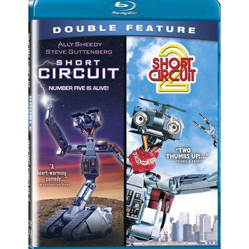 Short Circuit / Short Circuit 2 (Blu-ray)