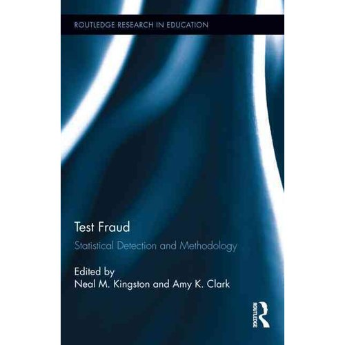 Test Fraud: Statistical Detection and Methodology