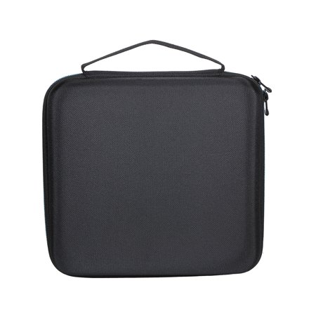 External Hard Drive Disk Case EVA Case for 3.5in HDD with Mesh Pocket and Soft Inner Fabric Carrying Case for Travel and Office Use - image 7 of 7