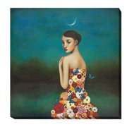 Artistic Home Gallery 'Reflective Nature' by Duy Huynh Painting Print on Wrapped Canvas