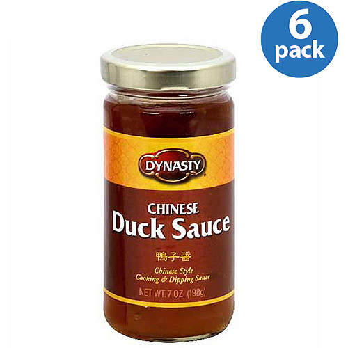 Dynasty Chinese Duck Sauce, 7 oz, (Pack of 6) by Dynasty