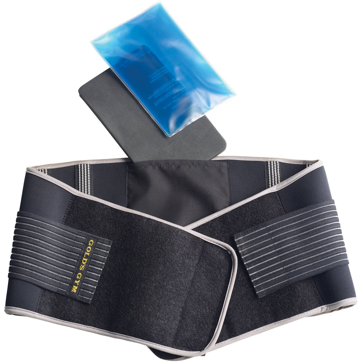 Gold's Gym Hot & Cold Pack Waist Trimmer