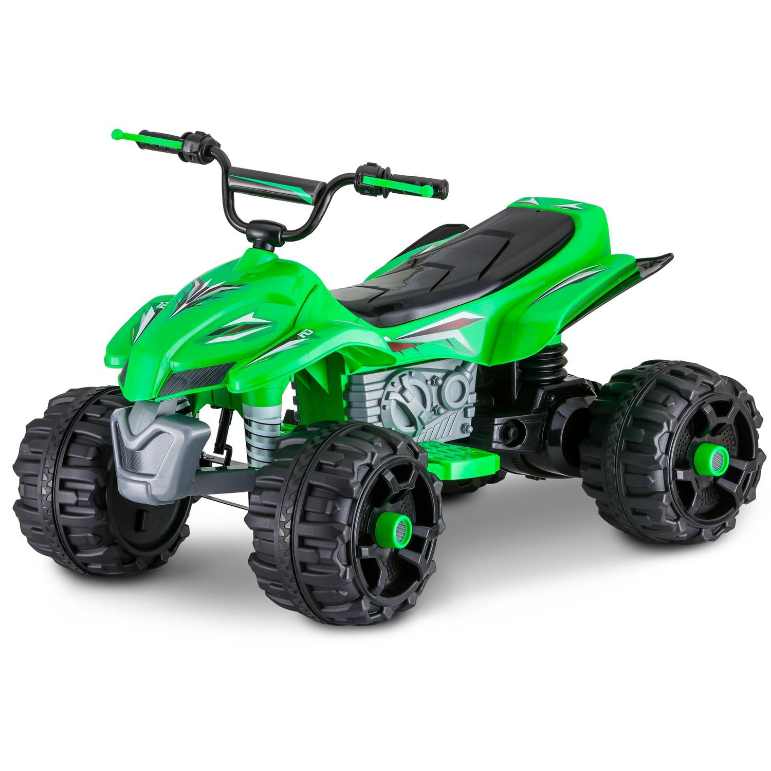 Sport ATV 12V Battery Powered Ride-On, Green