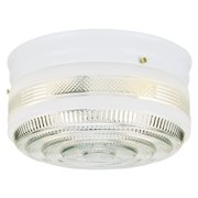 Westinghouse 5 in. H x 8-3/4 in. W x 8.75 in. L Ceiling Light