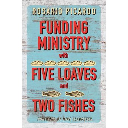 Funding Ministry with Five Loaves and Two Fishes (Five Loaves And Two Fishes Coloring Page)