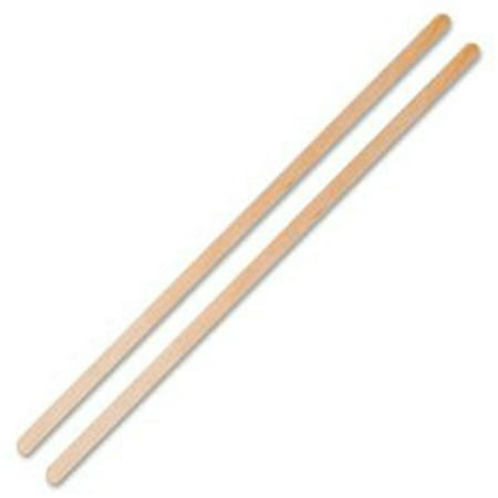 Wood Coffee Stir Sticks, 1000 Per (Bamboo Stir Stick)