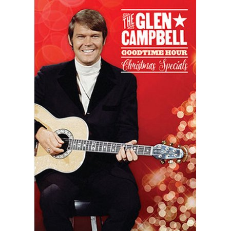 The Glen Campbell Goodtime Hour Christmas Specials (DVD)](Save Mart Christmas Hours)