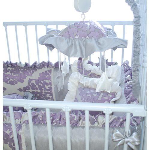 Blueberrie Kids Orchid Petal Musical Mobile
