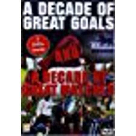 Soccer: A Decade Of Great Goals & Great Matches From The FA Premier