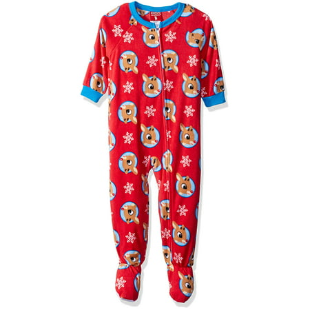 Rudolph the Red Nosed Reindeer Chill Gang 2 Footed Blanket (Rudolph The Red Nosed Reindeer Choral Arrangement)