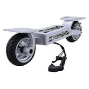 MotoTec 36V Speed Go, Silver