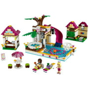 LEGO® Friends Girls Heartlake City Swimming Pool Minifigures | 41008